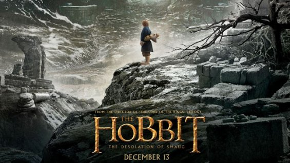 Hobbit-Desolation of Smaug