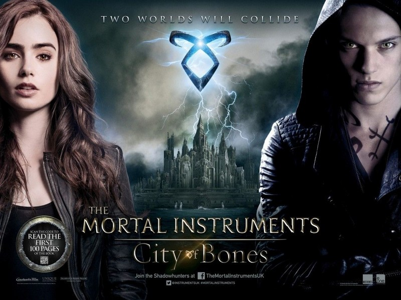 the Mortal Instruments-City of Bones