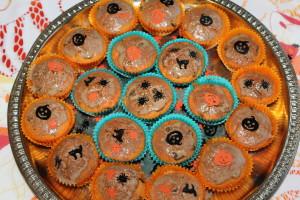 Haloween muffins 2