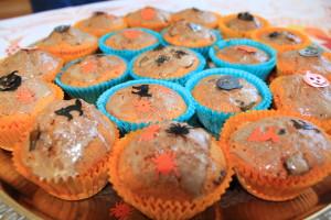 Haloween muffins 3