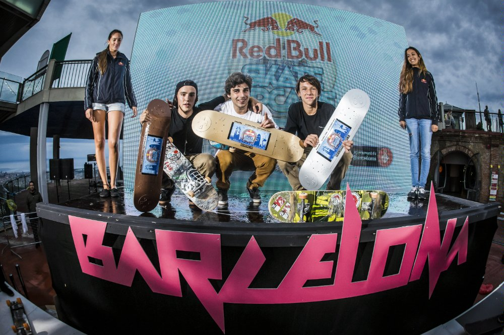 RB Skate Arcade -global final 2013 - winners
