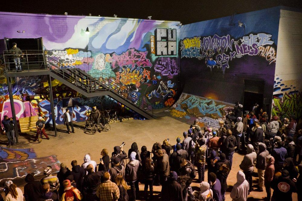 Red Bull Urban Rhythm