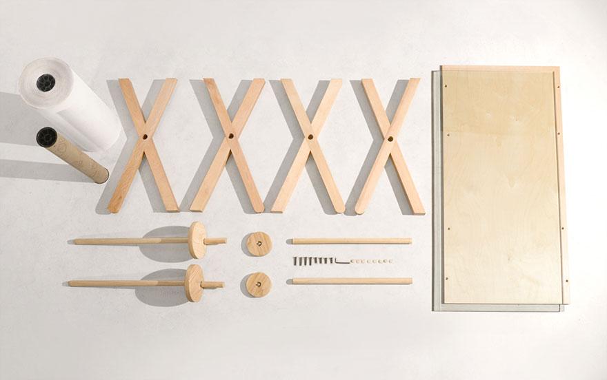 analog-memory-desk-paper-roll-kirsten-camara-3